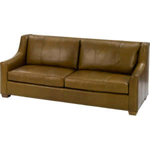 Livingston Furniture | Tampa Fine Furniture » Wesley Hall Leather ...